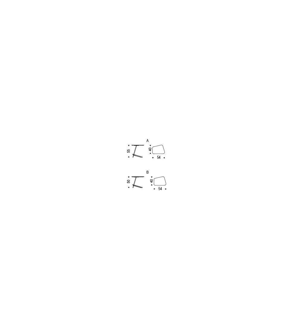 Couchtisch Cattelan Laser