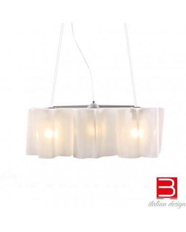 Suspension lamp Artemide Logico mini 3 in linea