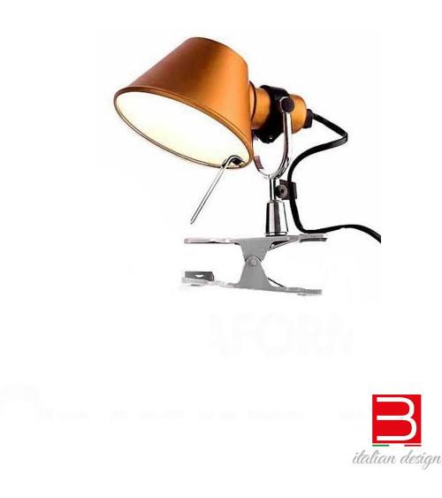 Lamp Artemide Tolomeo Micro Pinza