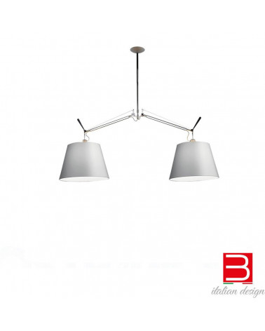 Suspension lamp Artemide Tolomeo Basculante