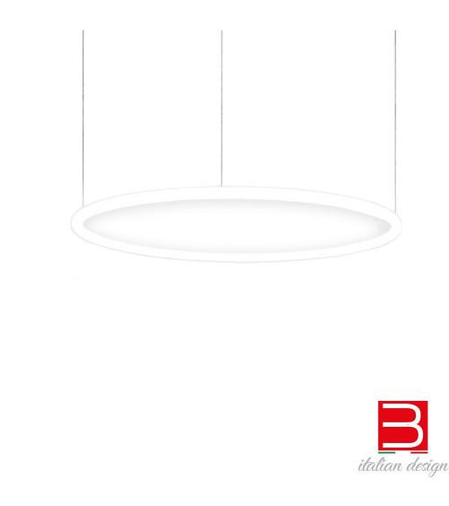 Lampada a sospensione Artemide Alphabet of light circular