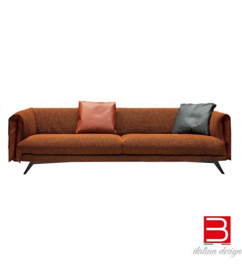 Sofa 230 cm and Armchair Bonaldo Saddle