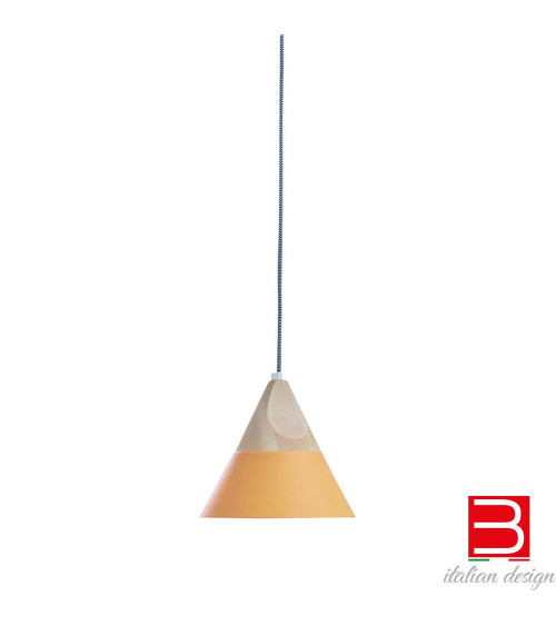 Lampada a sospensione Miniforms Slope Piccola