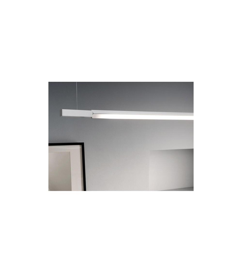 Lámpara de suspensión Nemo Linescapes Horizontal