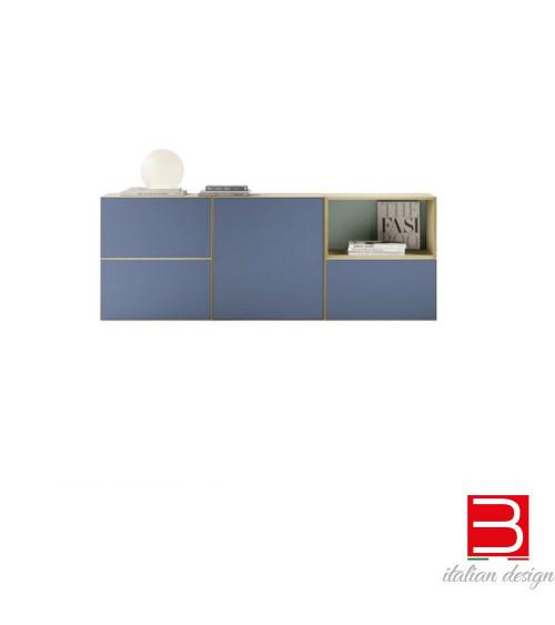 Buffet Treku Collezione Lauki 192x45x76 cm