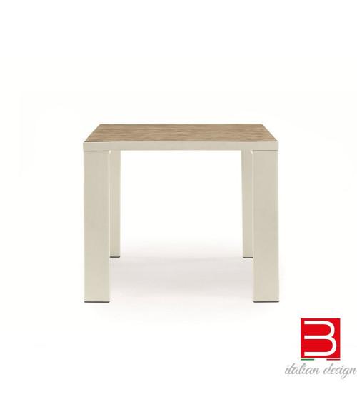 Tavolo dining Ethimo Esedra 90x90