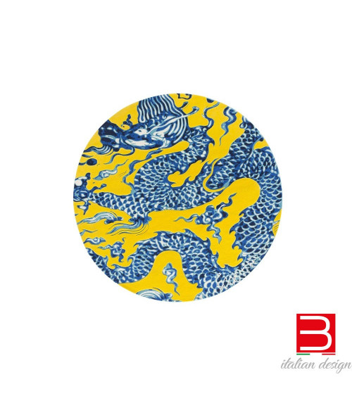 Tappeto Gan Blue China
