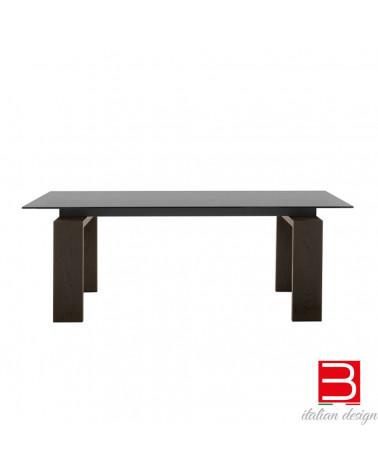 Table Tonin Casa Brooklyn 8000_glass extensible