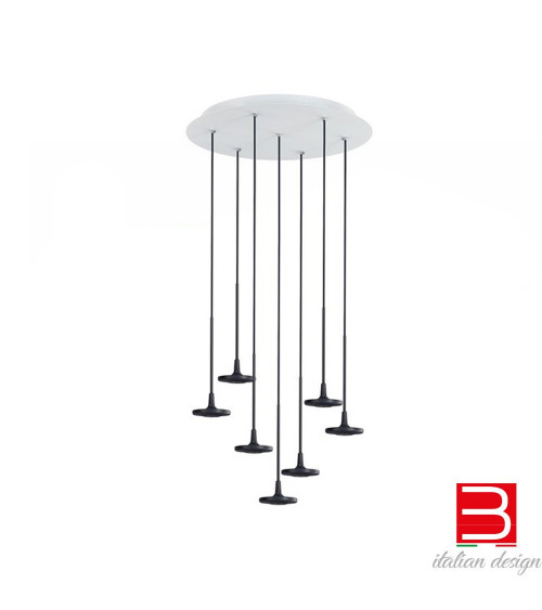 Lámpara de suspensión Estiluz Button