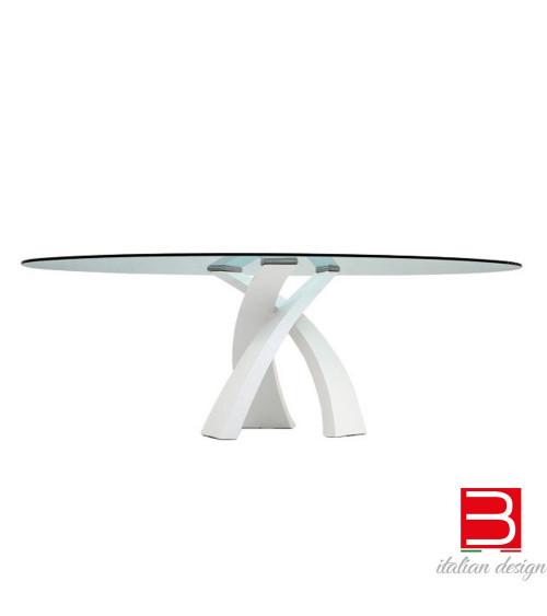 Table Tonin Casa Eliseo 8028FSV_glass