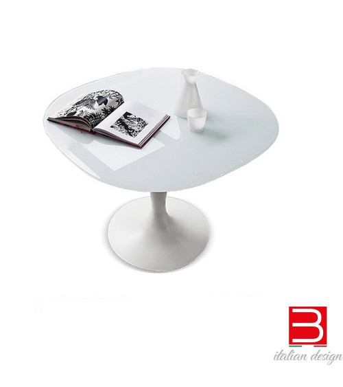 Table Sovet Italia Flûte Shaped
