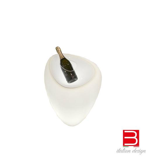 Flaschenhalter Tonin Casa IOS 8191BL mit Licht
