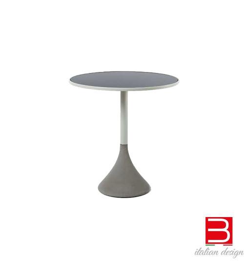 Table Ethimo Concreto Rotondo
