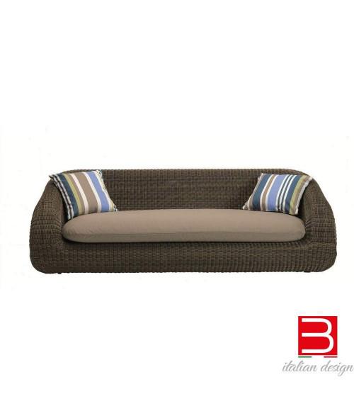 sofá de 3 plazas Ethimo Phorma