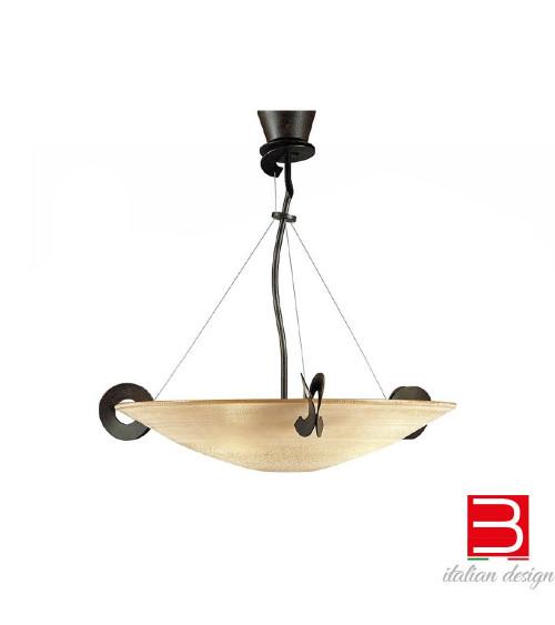 Lámpara de techo Terzani I Lucci Argentati
