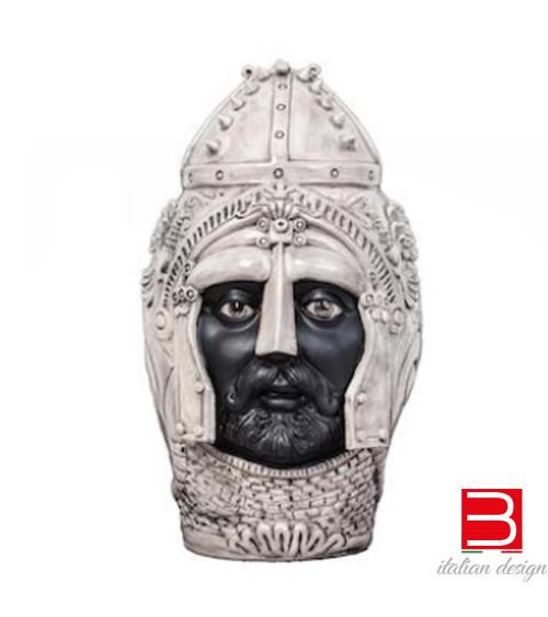 Céramique de caltagirone Agaren Testa di moro Arabi