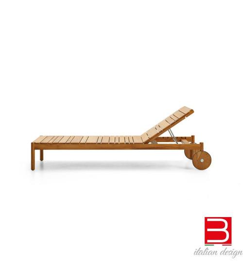 Chaise longue Varaschin Barcode