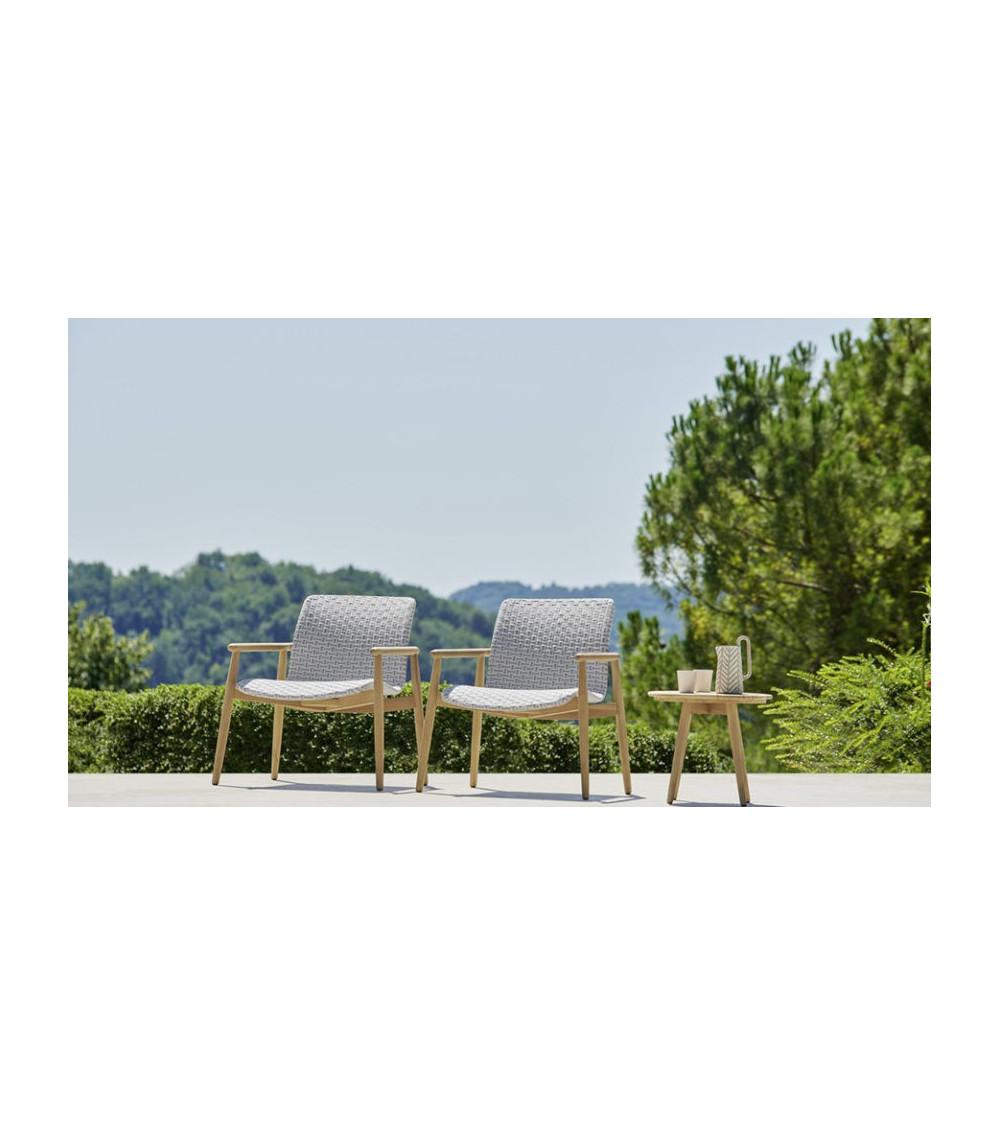 Armchair lounge Varaschin Lapis