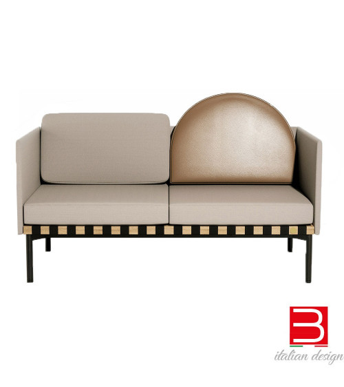 2 seater sofa Petite Friture Grid