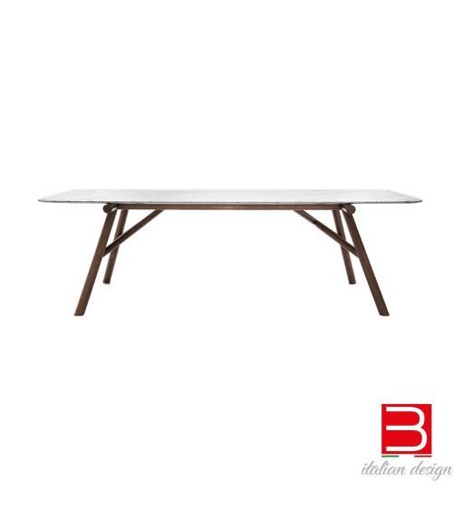 Table Pianca Maestro Marble Top