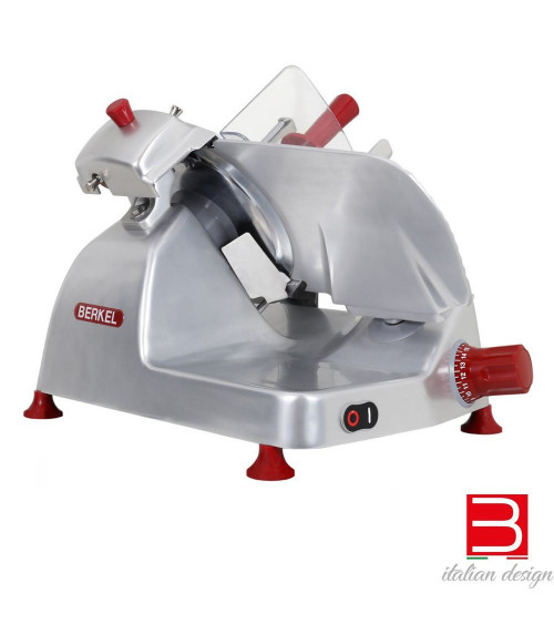 Rebanadora Berkel XS25 Silver