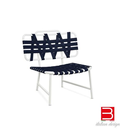 Stuhl lounge Gervasoni Inout 856