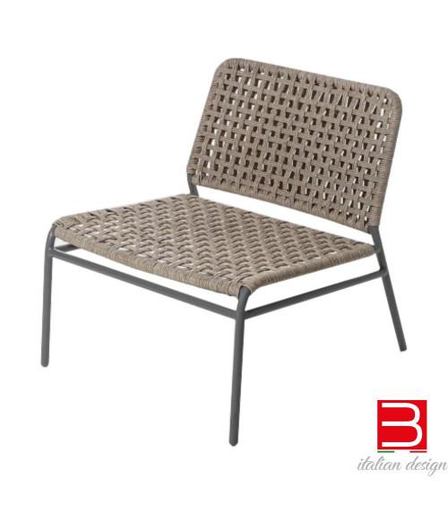 Sedia lounge Gervasoni Straw 25