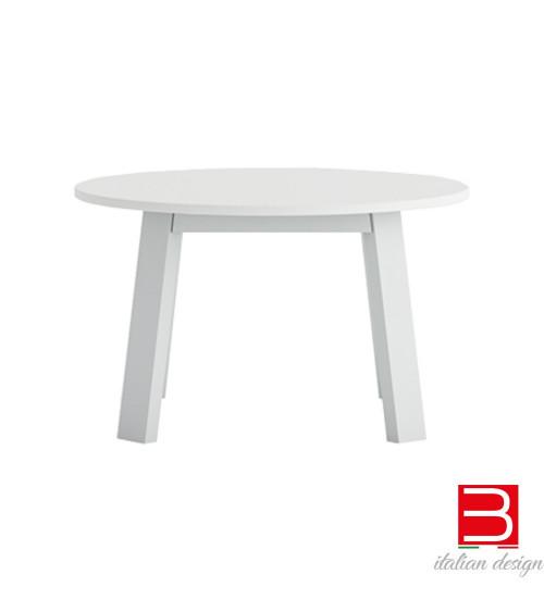 Kleiner Tisch Gandiablasco Timeless runde Oberseite