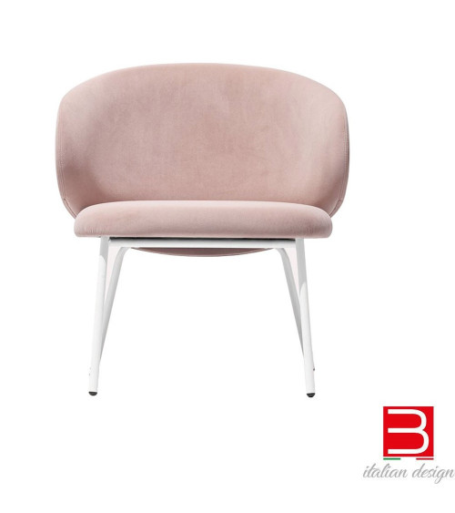 Chair Lounge Connubia Calligaris Tuka