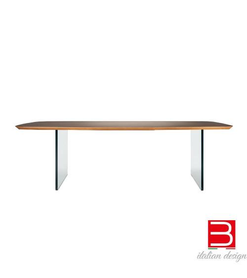 Table Reflex Monolite Bevel Wood