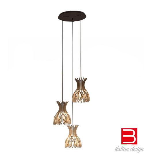 Suspension lamp Bover Domita S/20/3L