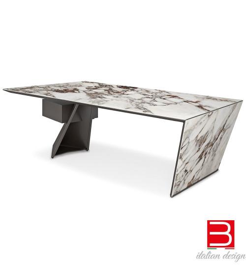 Writing Desk Cattelan Italia Nasdaq Keramik
