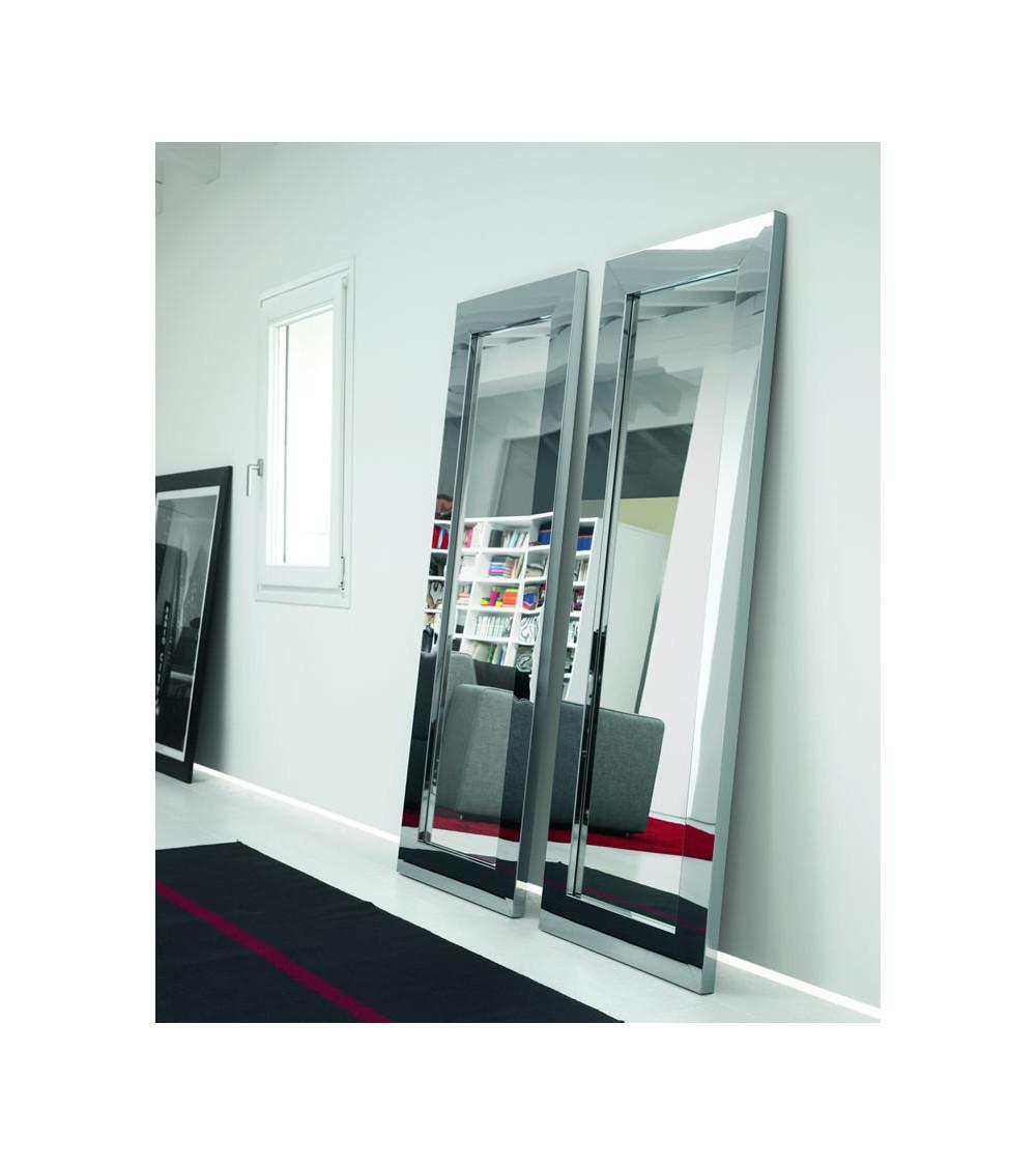 mirror Riflessi Titanio