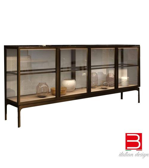 Buffet Henry Glass Riquadro 4 doors
