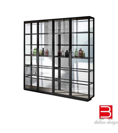 Vitrine Henry Glass Riquadro 4 doors