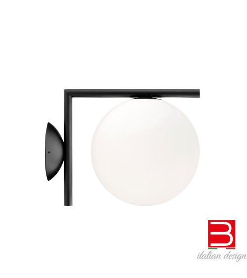 Lampe Wand / Decke Flos IC C/W
