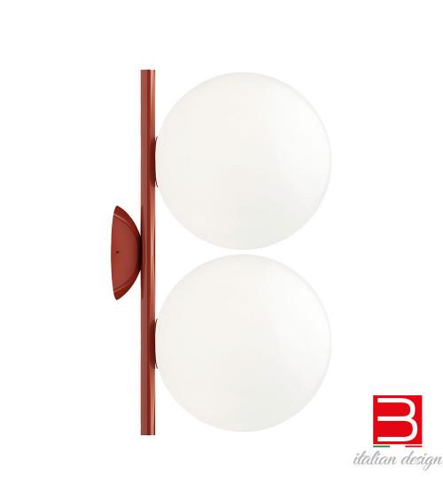 Lampe Wand / Decke Flos IC C/W Double