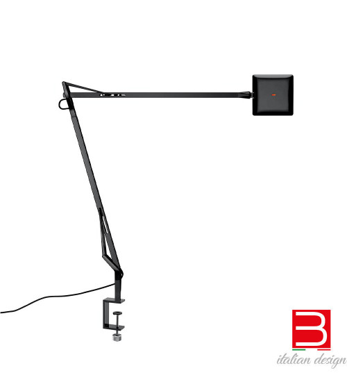 Lampe de table Flos Kelvin Edge agrafe