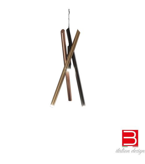 Lampe à suspension Riflessi Shangai S3
