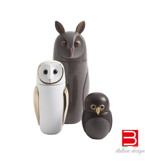 Esculturas Bosa Owls