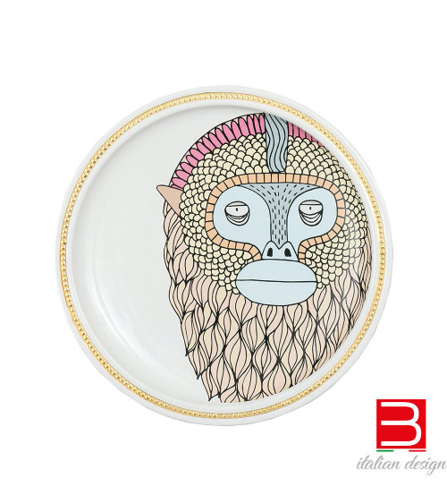 Plate Bosa Primates petit