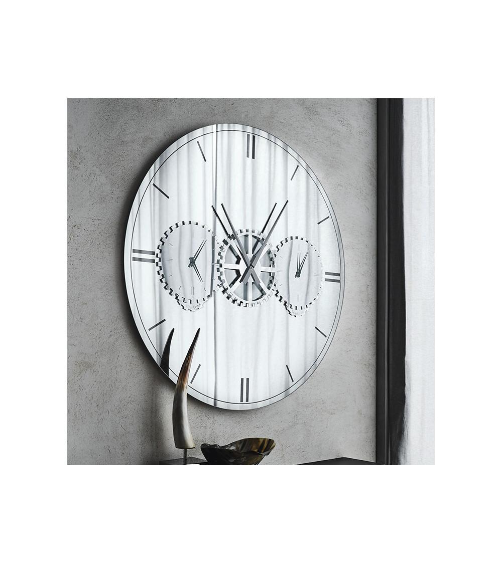 Espejo/reloj Cattelan Times