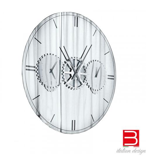 Specchio/orologio Cattelan Times