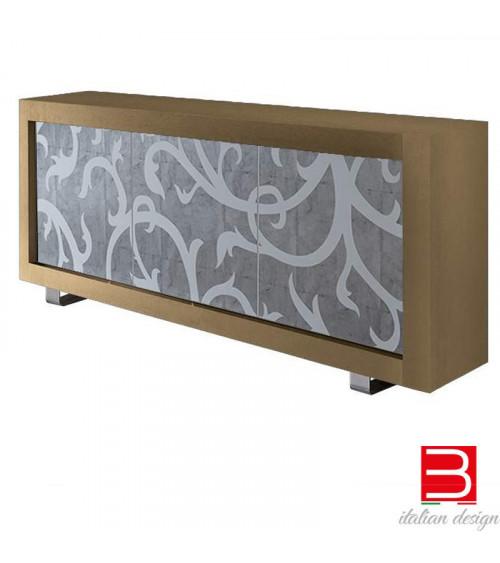 Sideboard Riflessi Picasso Intarsio 185x50x73 cm