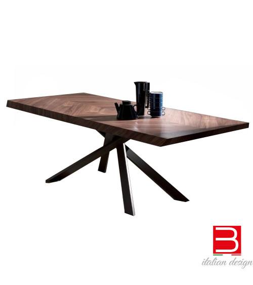 Table Ozzio Italia 4x4 Fixed