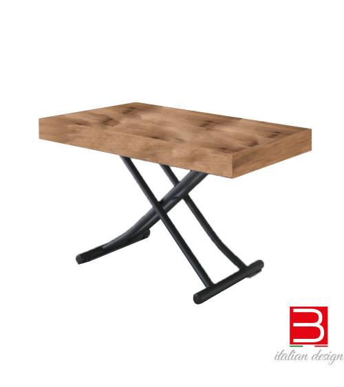 Tavolino trasformabile Ozzio Italia T123 Newood