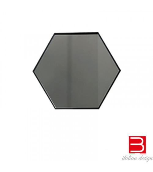 Mirror Sovet Italia Visual Hexagonal 90x78cm