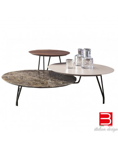Coffee table Tonin Casa Log