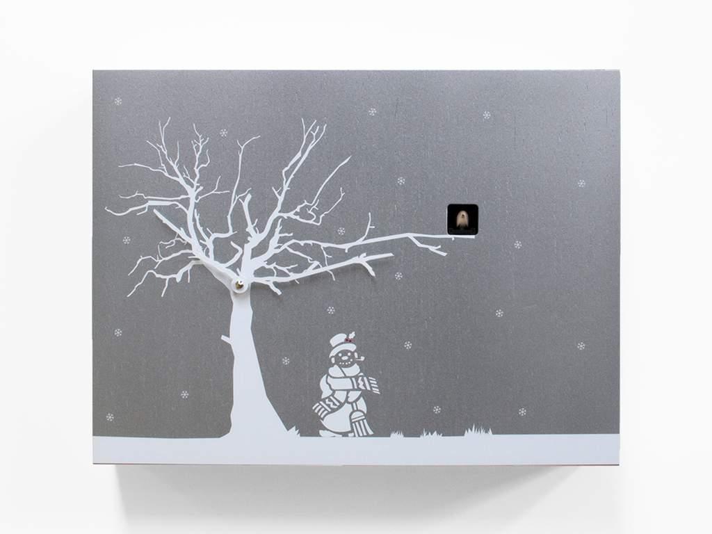 1765NA argento con albero bianco