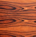 polished rosewood